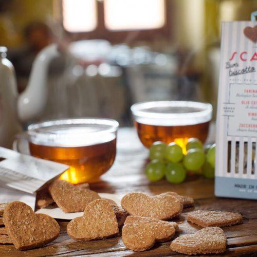 Biscotti Scappatelle Made In Carcere