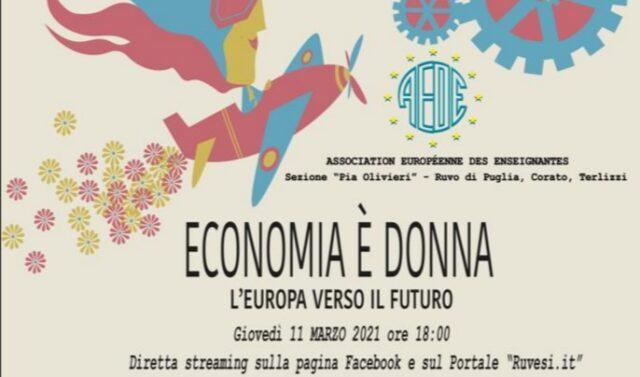 """Seminario """"Economia E' Donna"""" - MIC"""