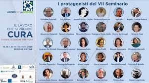 Seminario Fondazione Lavoroperlapersona. I protagonisti.