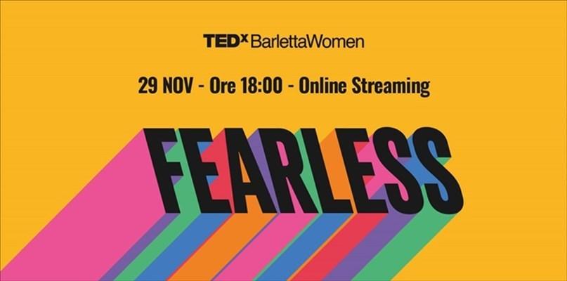 TEDx Barletta Women Fearless