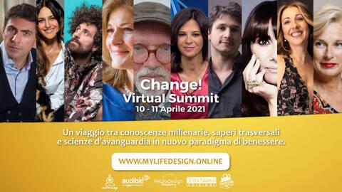 CHANGE! Virtual Summit - Luciana Delle Donne